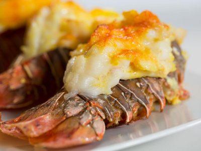 Deliciosos mariscos en Restaurante Don Cándido