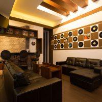 El Abrazo, es nuestro reservado VIP y cuenta con un espacio lounge