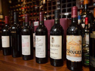 Los mejores vinos de Nicaragua en Restaurante Don Cándido